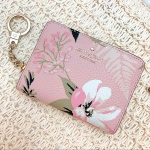 Kate Spade • Briar Lane Botanical Dani Wallet